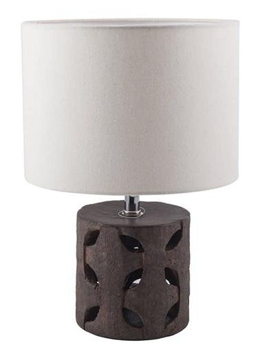 Terra Cotta Tasarımlı Masa Lambası-Warm Design